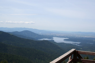 View from Spades Mt