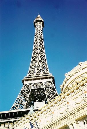 The Paris in Las Vegas
